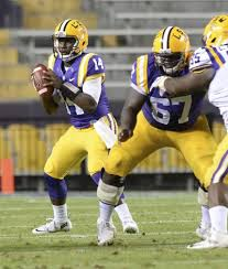 Qb Lindsey Scott Is Leaving Lsu Hes The 11th Player To