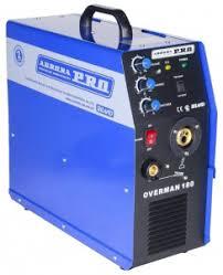 <b>Сварочный аппарат Aurora OVERMAN</b> 180, blue сварочный ...
