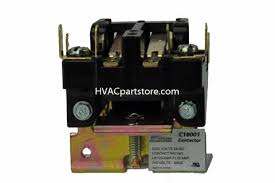 contactor hvacpartstore Packard C230b Wiring Diagram 2 pole 30amps 24v contactor coil packard c18001 packard contactor c230b wiring diagram