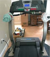 diy treadmill desk in four steps picture tutorial