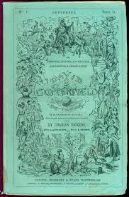 online exhibition charles dickens at college libraries david copperfield cover