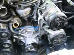 technical repair video ford w water pump timing technical repair video ford 302 5 0 351w 5 8 water pump timing cover removal pt 1
