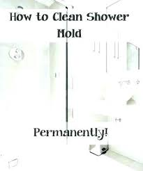 cleaning shower grout cleaning mold in showers how to get rid of mold in shower grout