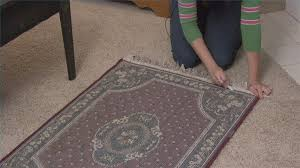 how can i keep a rug from moving on carpet rugs ideas