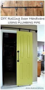 diy bypass barn door hardware. 20+ DIY Ideas \u0026 Tutorials To Use Barn Doors In Your Home 2017 Diy Bypass Door Hardware