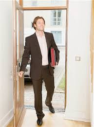 Man opening front door of the house Stock Photos Page 1 Masterfile