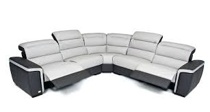 leather sectional sofas with recliners black leather reclining sectional sofa furniture modern bonded leather sectional sofa