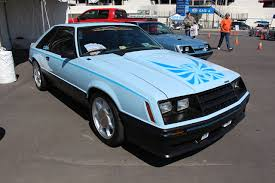 File:1981 Ford Mustang Cobra Hatchback (14203296488).jpg ...