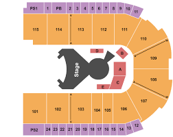 Us Cellular Seating Chart Bloomington Il Grossinger Motors Arena Seating Chart Bloomington