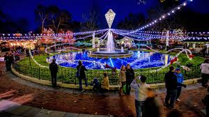 Lights At Franklin Square Franklin Square Holiday Festival Electrical Spectacle