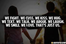 Love Fight Quotes Extraordinary I Fight With Love Quotes On QuotesTopics