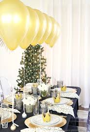 dining table images decoration. new years eve table decorations - festive year\u0027s dinner party decor dining images decoration a