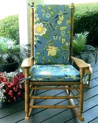 outside glider cushions outdoor rocker cushions porch rocking chair pads indoor outdoor rocking chair indoor outdoor