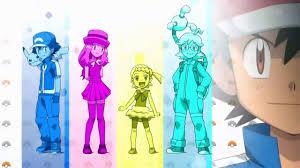 Pokemon XY INTRO - YouTube
