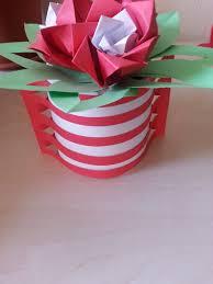 Paper Flower Base Paper Flower Vase Steemit
