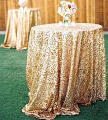 gold sequins table cloth gold sequin table cloth for cake 108 round gold sequin tablecloth