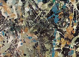 untitled i painting jackson pollock untitled i art print