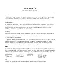 Procedures Hr Manual Template Doc Procedure Word Free How To Write A ...