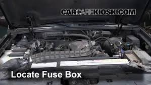 replace a fuse 1995 2001 ford explorer 2000 ford explorer xls 4 0l v6 2000 explorer fuse box 2000 ford explorer xls 4 0l v6 fuse (engine) check