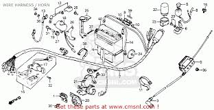 honda c engine diagram honda wiring diagrams online