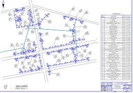 Реконструкция электроснабжения зоны потребителей подстанции  чертеж Реконструкция электроснабжения зоны потребителей подстанции 110 10 кВ Терновская Тихорецких электрических сетей