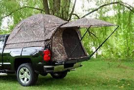57891 NAPIER SPORTZ 57 Series Camo Truck Tent Fits Full-Size 5.5' Beds
