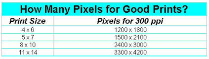 How Many Pixels Are Enough In Your Digital Images Dummies
