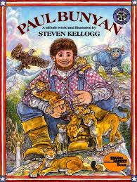 Image result for images of paul bunyan
