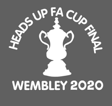 Arsenal logo and symbol, meaning, history, png. Arsenal Champion Heads Up White Fa Cup Final Trophy Wembley 2020 Iron On Patch Ebay