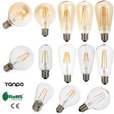 Details About Retro Vintage Edison Led Bulb E27 2w To 12w Led Filament Light 110v 220v Lamps