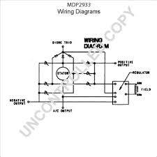 duvac alternator wiring diagram