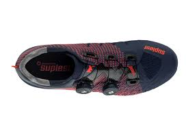 Road Shoes Suplest 2018 Edge3 Pro Navy Coral