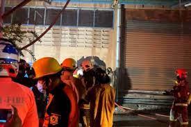 ไฟไหม้กิ่งแก้ว : โรงงานรองเท้า ปิดกิจการ ตกงาน 200 คน
