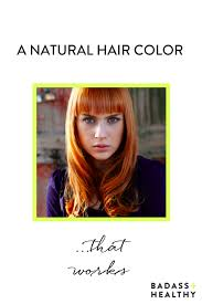 This Professional Natural Hair Color Doesn