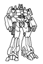 Small Picture Transformers coloring pages from kids n funcom Birthdays