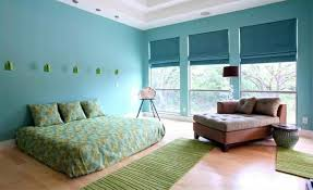 bedroom colors green. custom home that bedroom colors ideas - blue and bright lime green