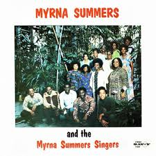 Myrna Summers and the Myrna Summers Singers by Myrna Summers - Invubu