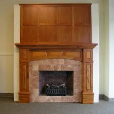fireplace mantel traditional style gany