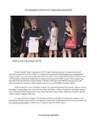 Feri Designer Lines Gwt S Easy Fundraising Featuring Feri Designer Lines