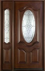 Front Doors : Custom Mahogany Door Installed Custom Front Doors ...