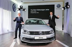 new car releases 2016 singaporeVolkswagen Launches the New Jetta  Trendline Comfortline and