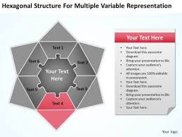 Structure For Multiple Variable Representation Ppt Sample Business