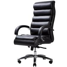 topsky high back big tall 400 lb thick padded soft seat and back executive pu