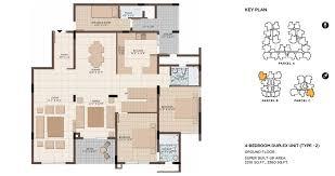 Majestic 4 Bedroom Townhouse  Bedroom Ideas4 Bedroom Duplex Floor Plans