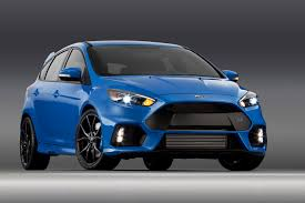 ford new car releaseAllNew Ford Focus RS Makes US Debut in New York  Ford Media Center