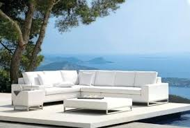 image modern wicker patio furniture. White Outdoor Furniture The Modern Patio Designs You Have Been  Looking For Wicker . Image