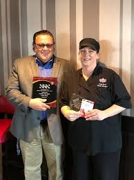 March Manager of the Month, Casie Ward - United Restaurant Group