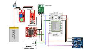 a wiring diagram images diy data logger • hackaday io