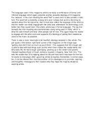 ideology essay 2
