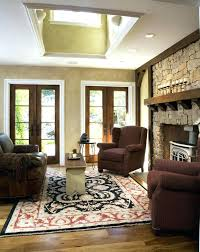 vaulted ceiling fireplace open ceiling beams cathedral ideas living